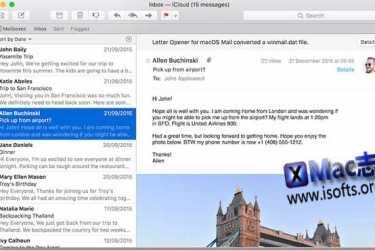 [Mac]在macOS邮件中自动打开winmail.dat文件 : Letter Opener Pro