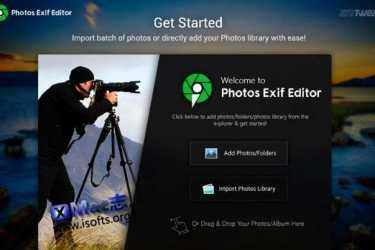 [Mac] 照片EXIF/IPTC/XMP信息编辑工具 : Photos Exif Editor