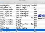 [Mac]简单方便的音乐播放器 : Smine uPlayer