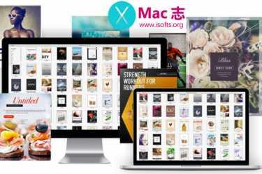 [Mac] iBook电子书设计模板套件 : DesiGN Books Author Templates