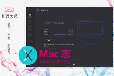 [Mac]系统优化清理工具 :Care Master