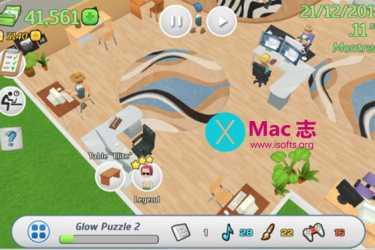 [Mac]模拟经营游戏 :Office Story(办公室故事)