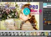 [Mac]图片处理软件 : JixiPix Hand Tint Pro