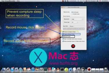 [Mac]支持4K/5K的屏幕录像工具 : Screen Recorder HD