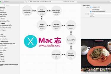 [Mac]自动化图片批处理软件 : Retrobatch