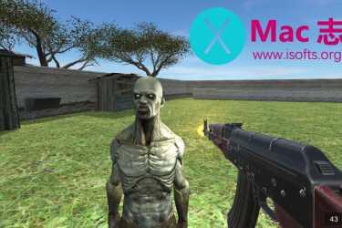 [Mac]射击僵尸游戏 :The Eternal Shooter