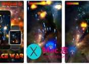 [iPhone/iPad]星际之战 Space War :紧张刺激的太空射击游戏