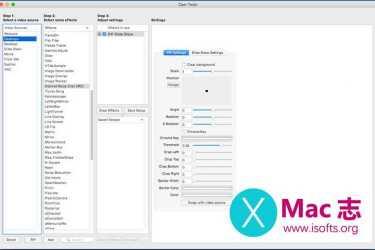 [Mac]为视频聊天添加特效 : CamTwist