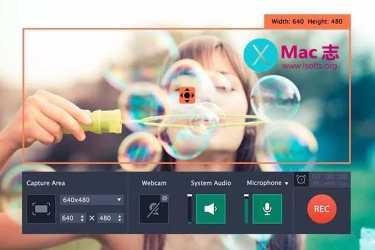 [Mac]屏幕录像软件 :Movavi Screen Capture Studio