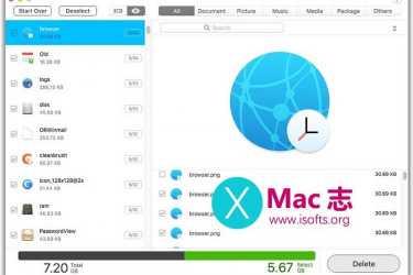 [Mac]重复文件扫描及删除软件 :Elimisoft Duplicate Finder