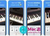 [iPhone/iPad]基于AR的钢琴和弦字典软件 :Tonic