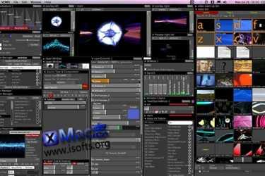 [Mac]实时视频特效处理播放软件 : VDMX5