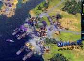 [Mac]即时战略游戏 战斗世界:克洛诺斯 (Battle Worlds: Kronos)