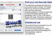 [Mac]条码标签生成器 : Barcode Wizard+