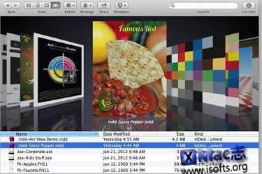 [Mac]增强型的InDesign/Illustrator文件快速查看工具 : Art View