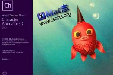 [Mac]角色动画软件 : Adobe Character Animator CC