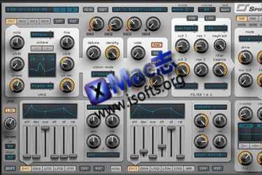 [Mac]虚拟音频合成器 : Reveal Sound SPIRE