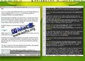 Mac平台的网页代码即时预览工具 : Marked