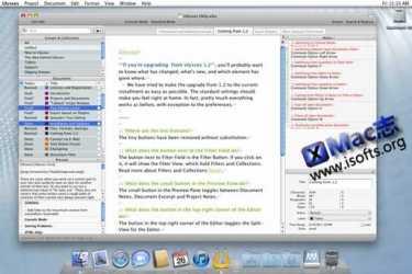 Ulysses : Mac平台专业的文本编辑器