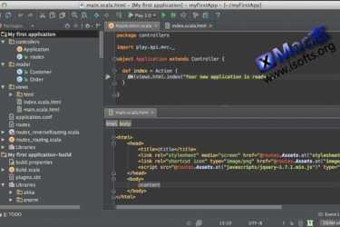 Mac平台的的JAVA开发工具 : IntelliJ IDEA Ultimate