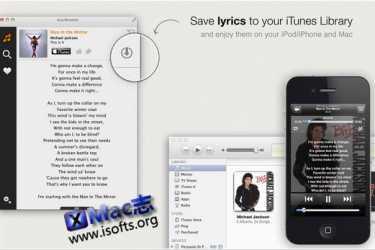 Mac平台强大的iTunes歌词插件 : musiXmatch lyrics
