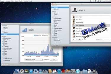将任意一台Mac变成功能强大的服务器 : Mac OS X Lion Server