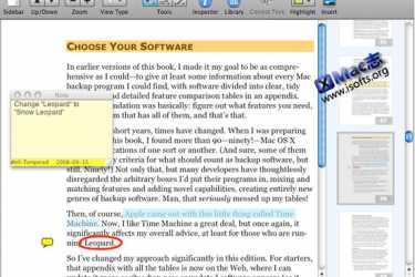 PDFpenPro for Mac : Mac平台的PDF编辑工具