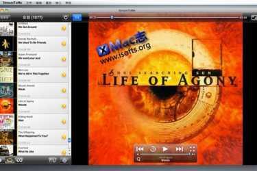 [Mac]远程流媒体播放工具 : StreamToMe for Mac