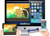 [Mac]将iPhone 、iPad屏幕内容AirPlay到Mac上的软件 : X-Mirage