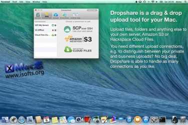 [Mac]个人云存储及文件服务打造工具 : Dropshare