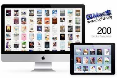 [Mac]iBooks电子书制作模板套装 : Themes for iBooks Author