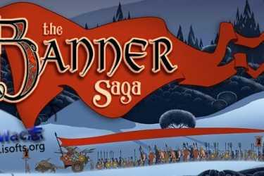 [Mac]RPG游戏 : The Banner Saga(旗帜的传说)
