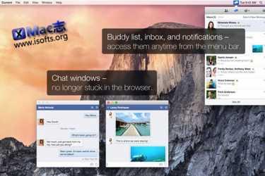 [Mac] Facebook客户端 : Current for Facebook