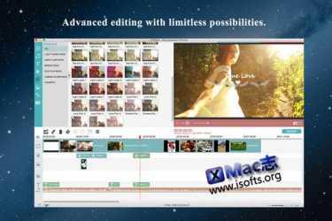 [Mac]专业的视频特效处理工具 : Filmora Video Editor