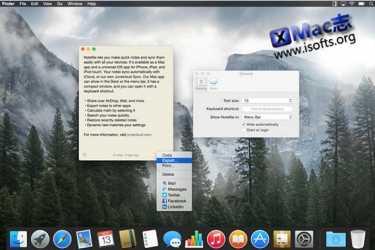 [Mac] 快速文本记事备忘工具 : Notefile