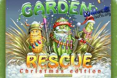 [Mac] 《花园守护者:圣诞版》: (Garden Rescue: Christmas Edition)