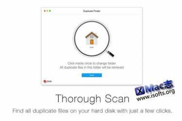 [Mac] 重复文件查找删除工具 : Duplicate Finder
