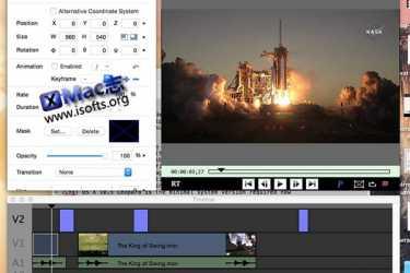 [Mac]强大的视频编辑软件 : FastCut