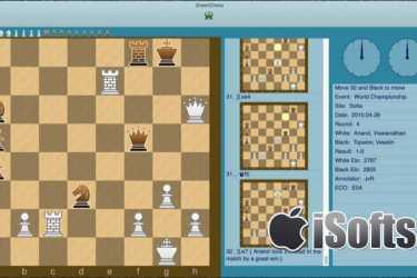 [Mac]国际象棋游戏 :GreenChess