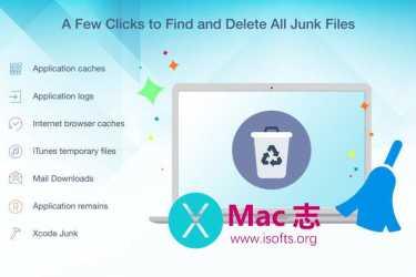 [Mac]磁盘清理系统优化软件 : Startup Disk Full Fixer