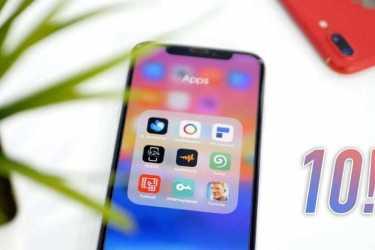 震惊了!2018最赚钱TOP10 iPhone App竟然没有一款是游戏