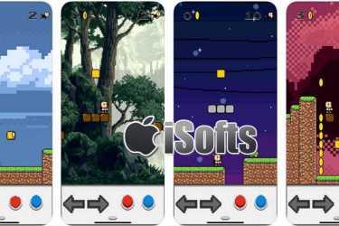 [iPhone/iPad] Duper Bros! : 像素画风的横版冒险游戏