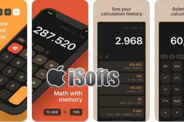 [iPhone] Kalkulator 2 : 具备历史记录功能的科学计算器