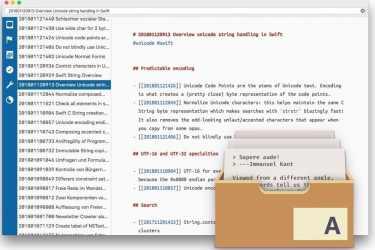 [Mac] The Archive  : 纯文本编辑器笔记软件