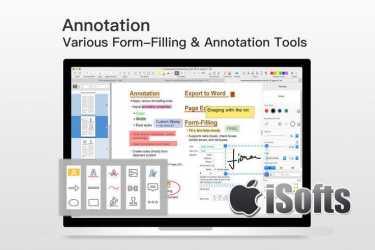 [Mac]PDF阅读及批注工具 : PDF Professional