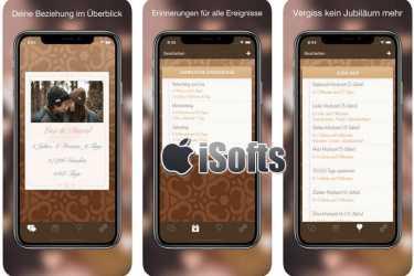 [iPhone] Liebeskalender :恋人专属重要日子及事项提醒软件