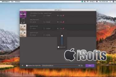 [Mac] MP3 Gain : 音乐文件的音量标准化调整工具
