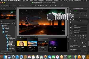 [Mac] SILKYPIX JPEG Photography : 数码照片处理软件