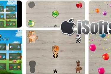 [iPhone/iPad] Kids Games : 儿童形状配对游戏合集
