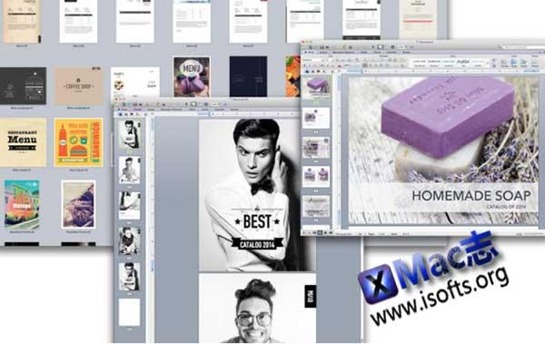 [Mac] Office模板套件 : Expert Bundle – Templates for MS Office